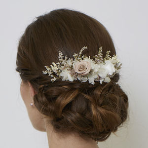Bella Comb - bridal hairpieces