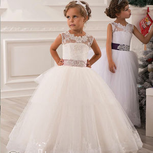 Francis Flower Girl Dress - clothing