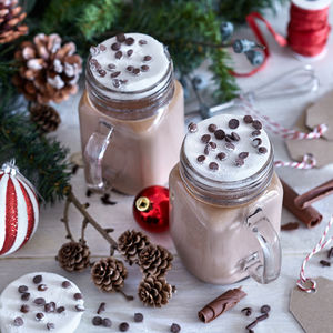Vanilla Marshmallow Toppers Hot Choc Kit - winter sale