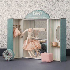 Maileg Ballet Studio Toy Set