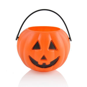 Pumpkin Mini Bucket - trick or treat bags