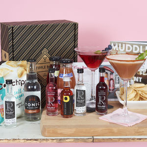 Three Month Cocktail Delivery Gift Subscription - subscriptions