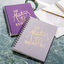 Personalised 'The Adventures Of' Memory Book