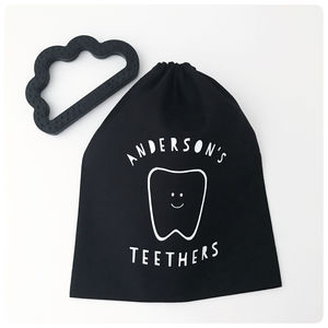 Baby Teething Toy Bag
