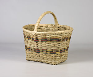 Cane Oval Shopper Can22 - picnics & barbecues
