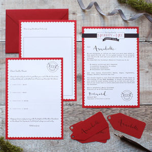 Personalised Christmas Letters To And From Santa
