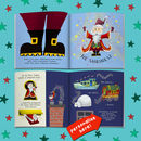 Personalised Christmas Eve Children's Book