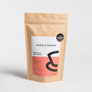 Brockley Breakfast Loose Leaf Tea 90g