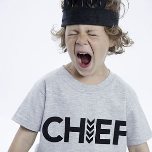 'Chief' T Shirt
