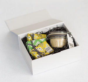 Luxury Lemongrass Soap Gift Set