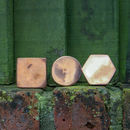 Hexagonal Copper Portsoken Knob