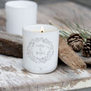 Luxury Merry And Bright Soy Candle
