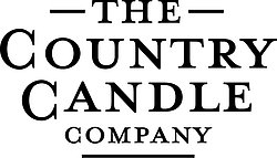 The country candle company, hand poured candles, made in the UK