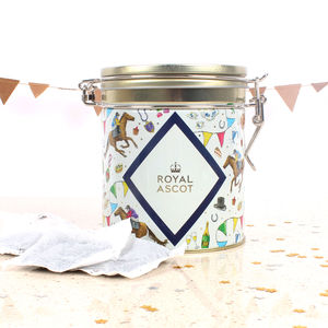 Royal Ascot Tea Caddy - tea & infusions