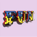 'Fun' Fairground Sign Wall Light