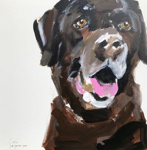 Gift A Bespoke Dog Painting