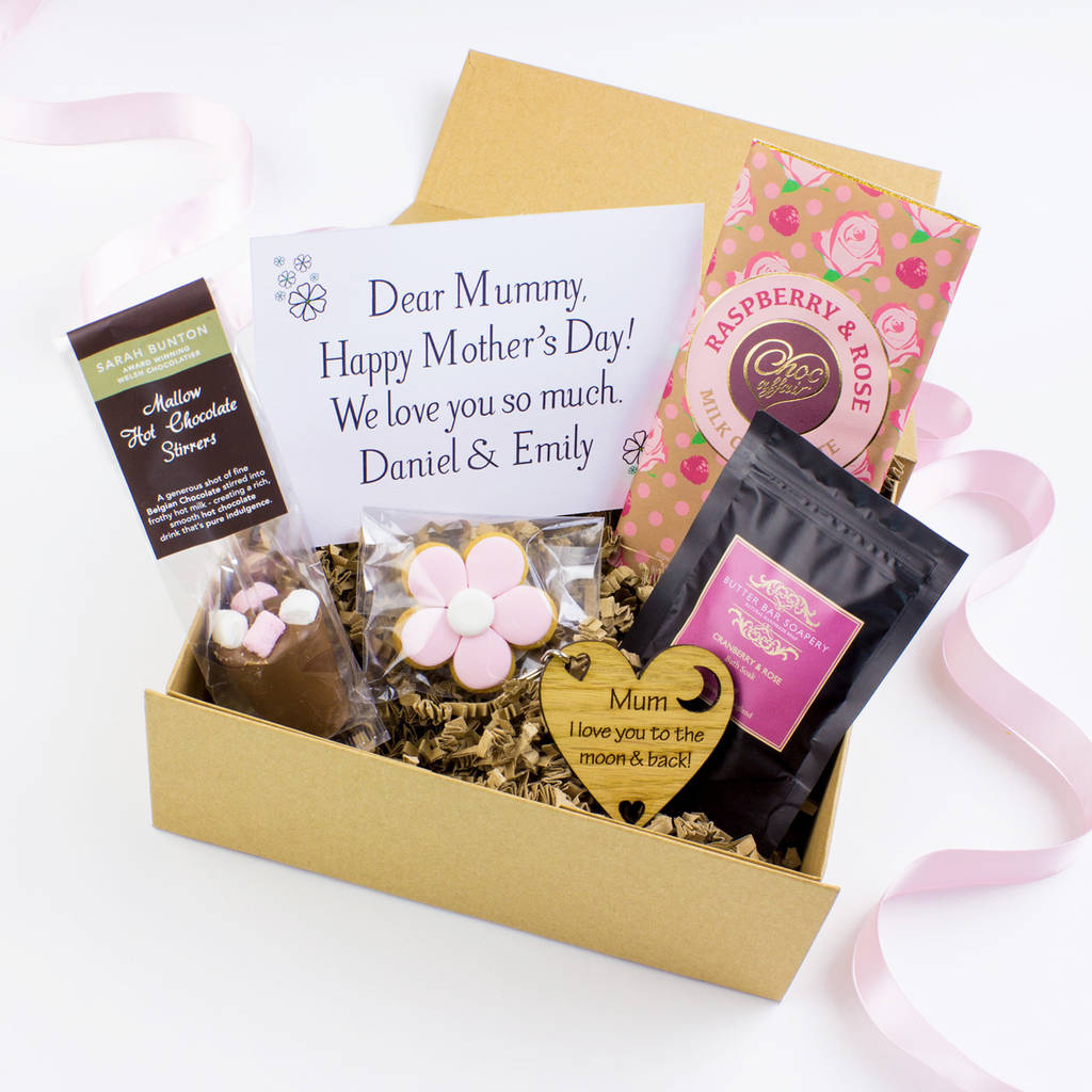 Mother s day mum gift box by sweet bella gifts