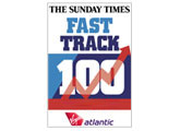 The Sunday Times Virgin Fast Track 100 2011
