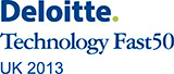 Deloitte Technology Fast 50 UK 2013