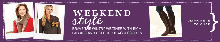 Click here to shop weekend style