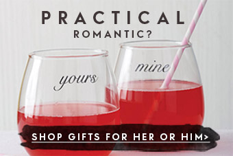 practical romantic?