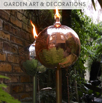 garden art & decorations