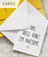 last minute father's day cards