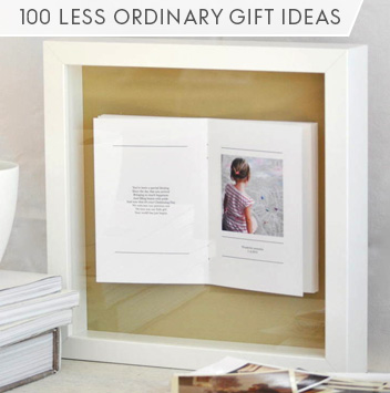 100 less ordinary gifts