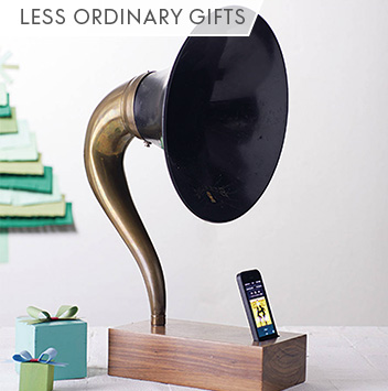 less ordinary gifts