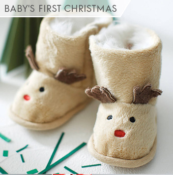 for baby's first christmas