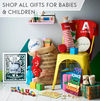 shop all gifts for babies & children