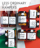 less ordinary hampers