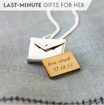 last-minute gifts for her