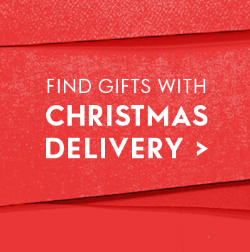 find gifts with christmas delivery
