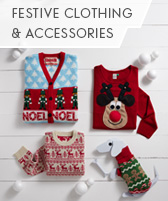 festive clothing & accessories