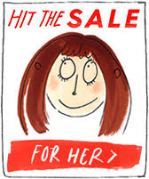for her sale