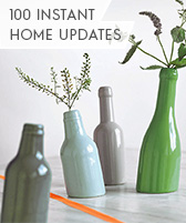 100 instant home updates