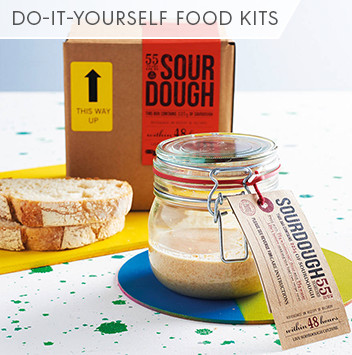 do-it-yourself food kits