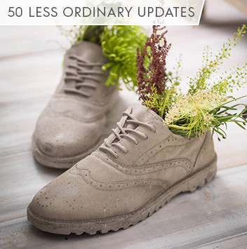 50 less ordinary ideas