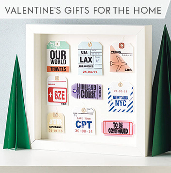 valentine's gifts for the home