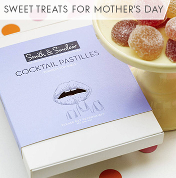 sweet treats for mother's day