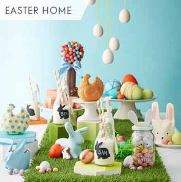easter home