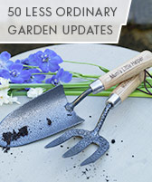 50 less ordinary garden updates