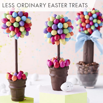 less ordinary easter treats