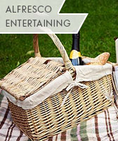 alfresco entertaining