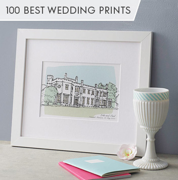 100 best wedding prints