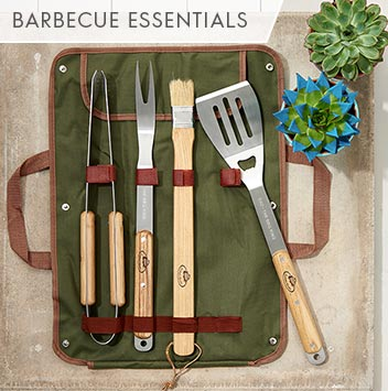 barbecue essentials