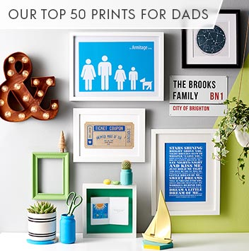 our top 50 prints for dads