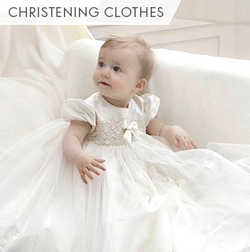 christening clothes