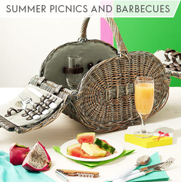 summer picnics & barbecues